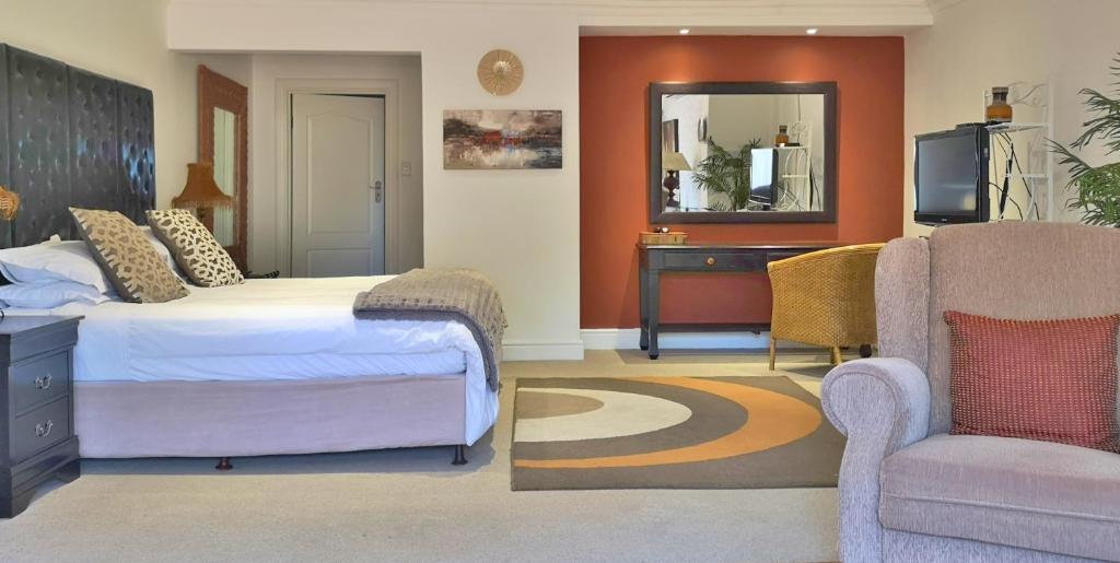 Owners Luxury Suite Bedroom