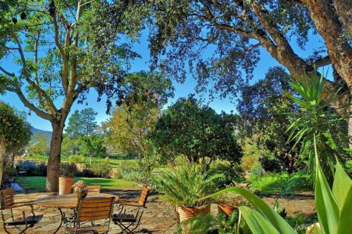 Champagne Superior Suite Garden view
