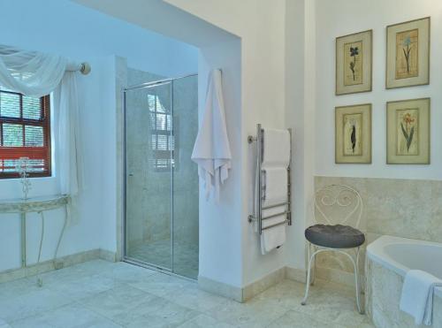 2 Bedroom Villa shower