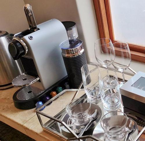 Champagne Superior Suite Nespresso